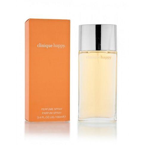 Clinique Happy е женски парфюм със свеж цветно-плодов аромат, ориенталски нотки и ведро, слънчево ухание