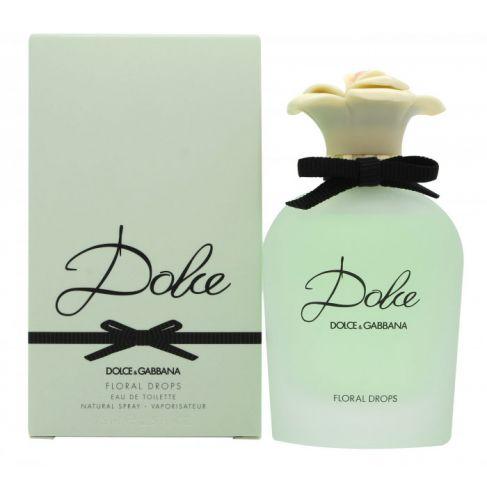 Dolce&Gabbana Dolce Floral Drops е женски парфюм със свеж и чувствен цветен аромат с плодови и ориенталски нотки