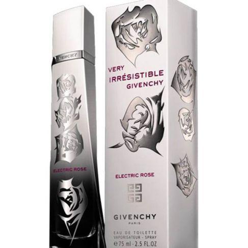 Givenchy Very Irresistible Electric Rose е женски парфюм с младежки, свеж и динамичен плодово-цветен аромат с ориенталски нотки
