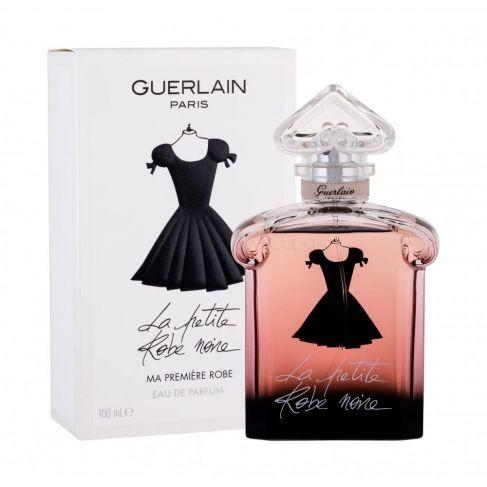 Guerlain La Petite Robe Noir е стилен и елегантен женски парфюм с чувствено ухание на цветя, плодове и ориенталски нотки