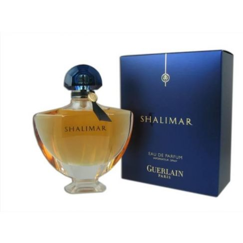 Guerlain Shalimar е женски парфюм с чувствен и съблазнителен ориенталски аромат от уханни цветя и плодове