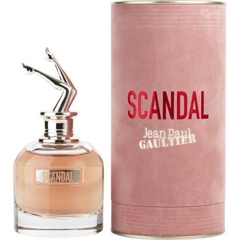 Jean Paul Gaultier Scandal е женски парфюм със съблазнителен цветен аромат, ориенталски нотки и ухание на мед и карамел