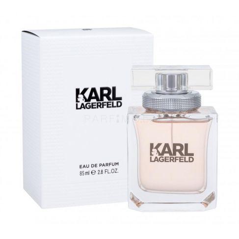 Karl Lagerfeld for Her е женски парфюм с романтичен, плодово-цветен аромат, ориенталски нотки и чувствено ухание