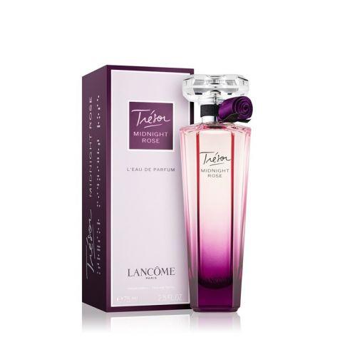 Lancome Tresor Midnight Rose е стилен женски парфюм със съблазнително ухание на цветя, плодове, пикантни и ориенталски нотки