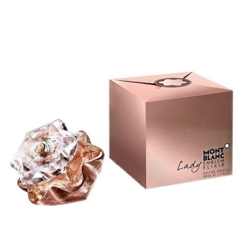 Mont Blanc Lady Emblem е женски парфюм със съблазнителен плодово-цветен аромат и ориенталски нотки за стилни дами