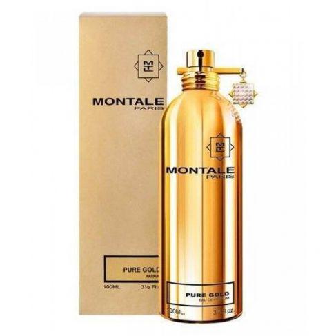 Montale Paris Pure Gold е луксозен женски парфюм със свеж плодово-цветен ориенталски аромат и чувствено ухание