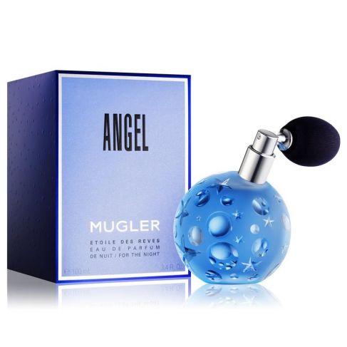 Thierry Mugler Etoile Des Reves е луксозен женски парфюм с опияняващ и съблазнителен, ориенталски плодово-цветен аромат