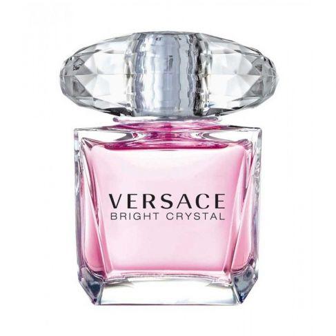 Versace Bright Crystal е женски парфюм със свеж плодово-цветен аромат, ориенталска база и чувствено ухание