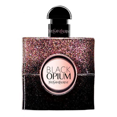 Yves Saint Laurent Black Opium е луксозен женски парфюм със завладяващ и съблазнителен ориенталски аромат с плодово-цветни нотки