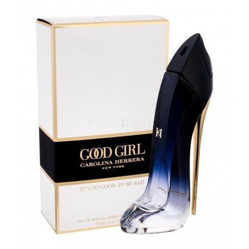 Carolina Herrera Good Girl Legere е женски парфюм със свеж и съблазнителен ориенталски цветен аромат с плодови нотки