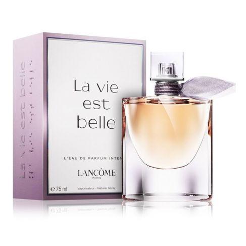 Lancome La Vie Est Belle Intense е женски парфюм с наситен гурме аромат от плодови и цветни нотки и леко пикантни тонове