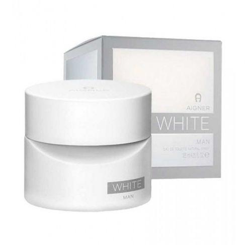 Aigner White е мъжки парфюм със свеж ориенталски аромат и плодови нотки