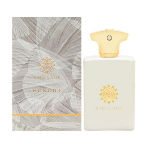 Amouage Honour е мъжки парфюм с пикантен ориенталски аромат с цветни нотки и уникално ухание