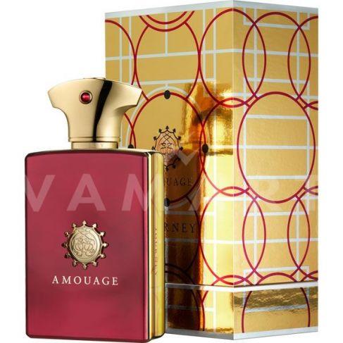 Amouage Journey Man е мъжки парфюм с богат ориенталски аромат, плодови нотки и пикантни подправки
