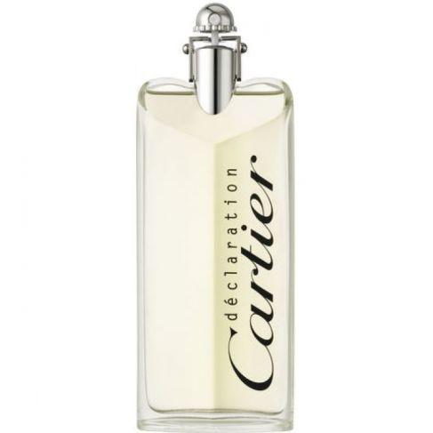 Cartier Declaration Parfum е мъжки парфюм с наситен и чувствен ориенталски аромат и с много подправки