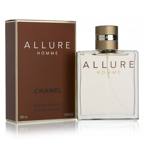 Chanel Allure pour Homme е мъжки парфюм с богат плодово-цветен ориенталски аромат и пикантни подправки