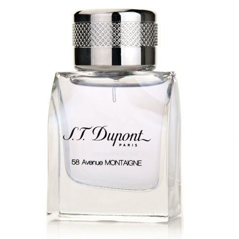S.T.Dupont 58 Avenue Montaigne е мъжки парфюм със свеж и изискан, дървесен аромат с цитрусови и пикантни нотки