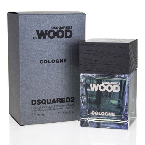 Dsquared2 He Wood Cologne е мъжки парфюм със свежо дървесно ухание, плодово-цветни нотки и водни тонове