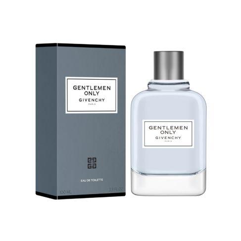Givenchy Gentleman Only е мъжки парфюм с чувствен и свеж дървесен аромат, плодови, ориенталски и пикантни нотки