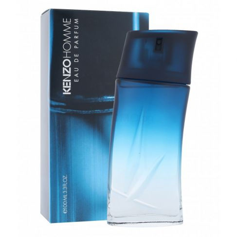 Kenzo pour Homme е мъжки парфюм с наситен, свеж и чувствен дървесен аромат, с морски нотки и подправки