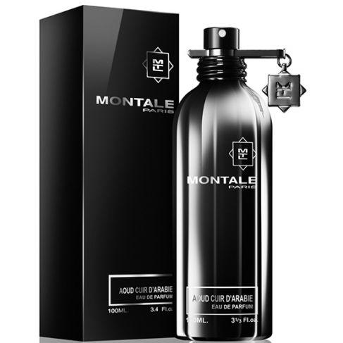 Montale Aoud Cuir d`Arabie е мъжки парфюм с наситен и съблазнителен ориенталски аромат, с ухание на тютюн и кожа