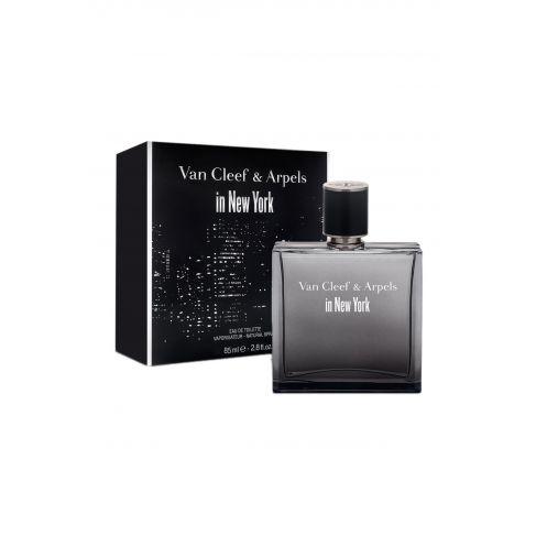 Van Cleef & Arpels In New York е мъжки парфюм със свеж и съблазнителен дървесен аромат с ориенталски нотки