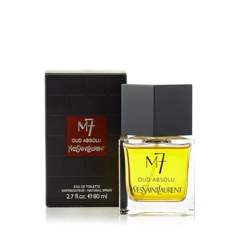 Yves Saint Laurent M7 Oud Absolu е мъжки парфюм с чувствен и съблазнителен, ориенталски дървесен аромат