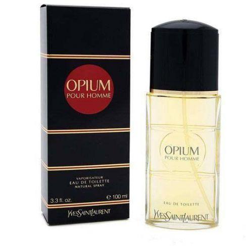 Yves Saint Laurent Opium Pour Homme е мъжки парфюм с чувствен, пикантен и съблазнителен ориенталски аромат, с плодови нотки