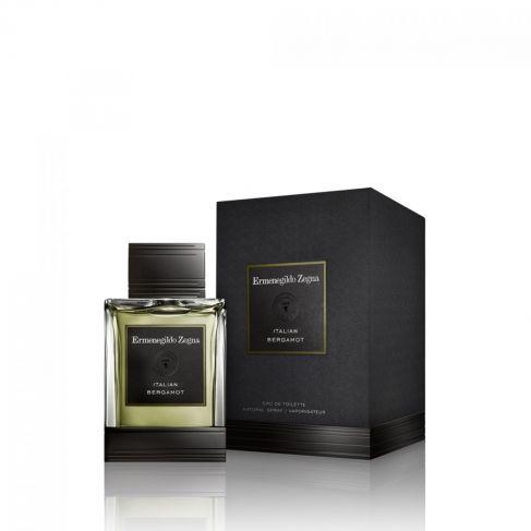 Ermenegildo Zegna Italian Bergamot е мъжки парфюм със свеж аромат на калабрийски бергамот и подправки