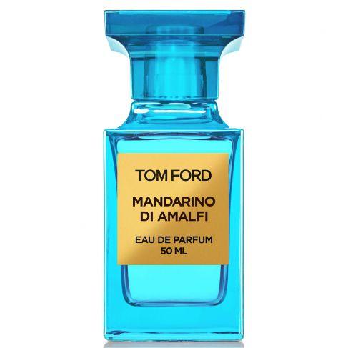 Tom Ford Private Blend Mandarino Di Amalfi Acqua е унисекс парфюм със свеж цветно-цитрусов аромат и ухание на омайни билки