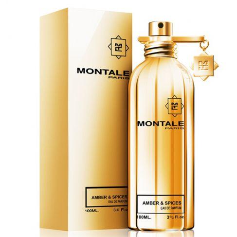 Montale Amber & Spices е унисекс парфюм с чувствен, ориенталски дървесен аромат с подправки