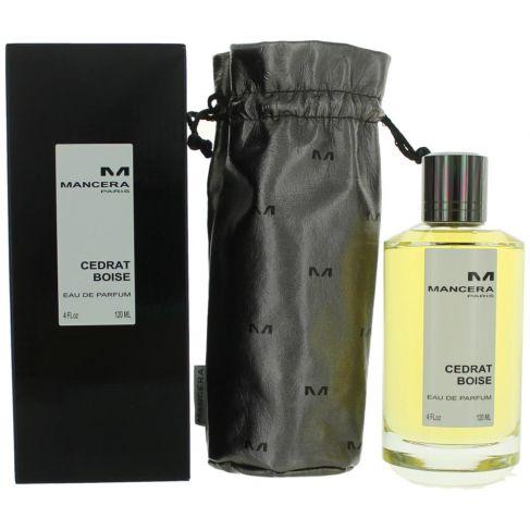 Mancera Cedrat Boise е унисекс парфюм със свеж и чувствен, ориенталски плодов аромат, дървесни и пикантни нотки